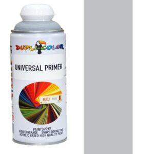اسپری رنگ دوپلی کالر Universal Primer آستر عمومی طوسی