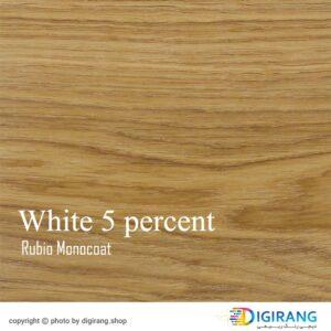 روغن گیاهی مونوکوت White 5 Percent فضای داخلی