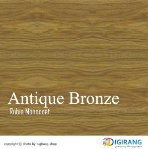 روغن گیاهی مونوکوت Antique Bronze فضای داخلی