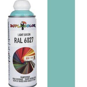 اسپری رنگ دوپلی کالر سبز روشن LIGHT GREEN کد 6027