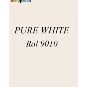 اسپری رنگ دوپلی کالر سفید استخوانی PURE WHITE کد 9010