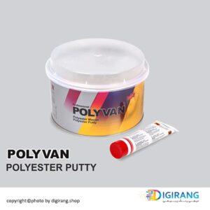 بتونه سنگی پلی وان یک کیلویی کد PV1 همراه با خشک کن