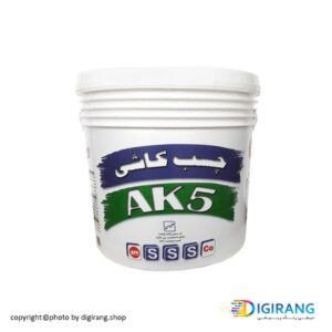 چسب کاشی خمیری شیمی ساختمان 25 کیلویی کد AK5