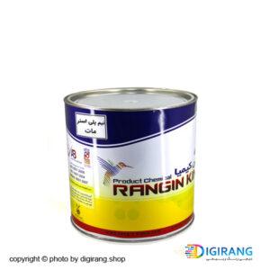 نیم پلی استر مات رنگین کیمیا 4 کیلویی کد 950 به همراه خشک کن