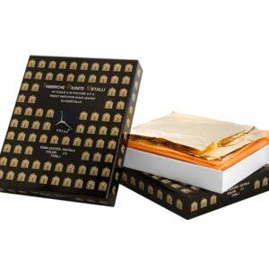 ورق دکوراتیو طلا پک 10000 عددی آرنا ARENA شماره 2.5