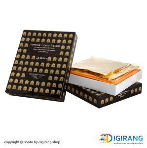 ورق دکوراتیو طلا 10000 عددی پی اس پی PSP شماره 2.5