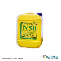 چسب و افزودنی بتن NSG-N50 ده لیتری