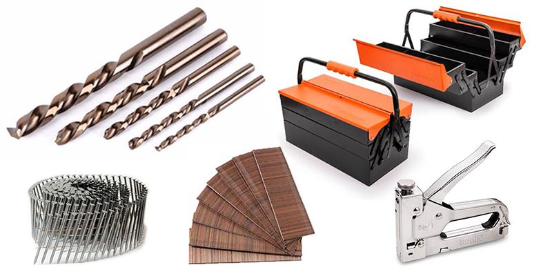 خرید متعلقات ابزار