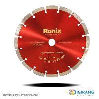 صفحه گرانیت بر بزرگ رونیکس 230 میلی متر مدل RH-3501
