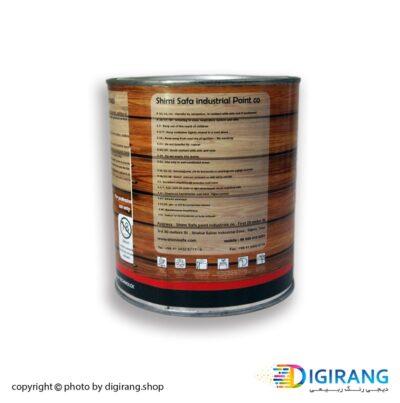 شاپان قهوه ای شیمی صفا 1 کیلوگرمی کد SHBR1