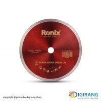 صفحه سرامیک بر بزرگ رونیکس 230 میلی متر مدل RH-3508